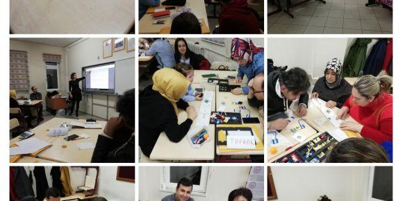 STEM Yaklaşımı ile uygulamalı öğretmen eğitimi