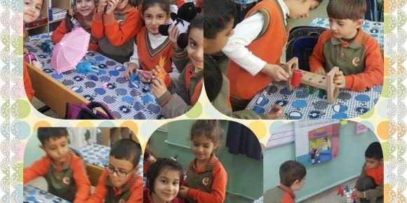 Oyuncaklarımızla sınıfta bir gün