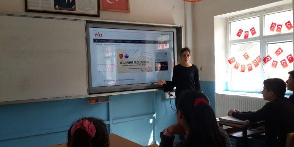 Yeniköy Ortaokulu EBA Tanıtımı