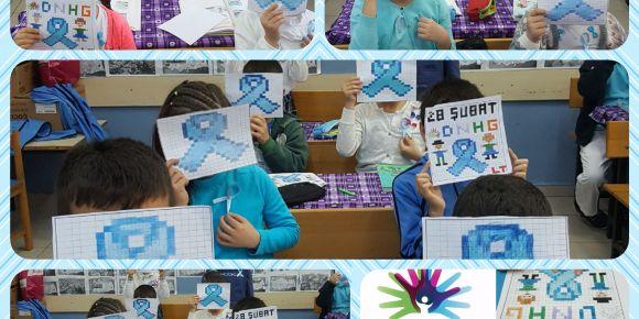 Dünya Nadir Hastalıklar Günü etkinliğine  katıldık