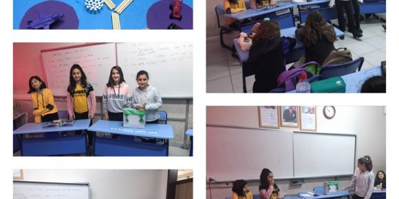 Didim Efeler Ortaokulu 6-C Sınıfı Öğrencilerinden Presentation about Fair