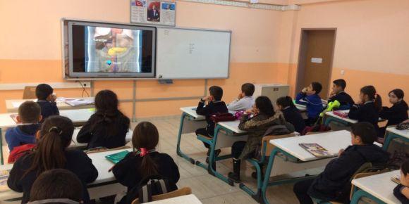 Akdağmadeni Atatürk İmam-Hatip Ortaokulunda diyabet eğitimi