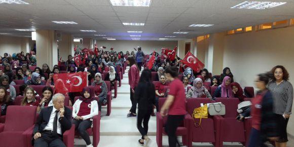 Miktat Ağaoğlu MTA Lisesi 15 Temmuz Demokrasi Zaferi Programı
