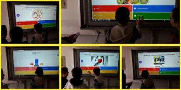 Kahoot uygulaması ile bilgi yarışı