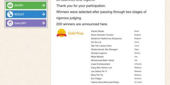 Öğrencimiz 24. Uluslararası Dünya Çocukları Resim Yarışmasında Dünya birincisi oldu