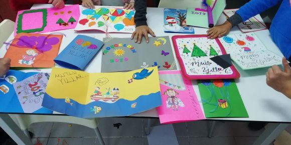 Mutluluk Ellerimde etwinning projesi Aralık ayı etkinlikleri tamamlandı