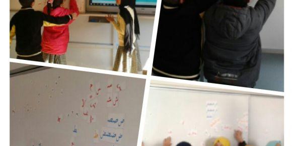 Kur'an ve Arapça harfler