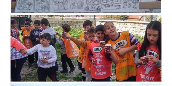 Okulumuzda Orman Haftası etkinliklerle kutlandı