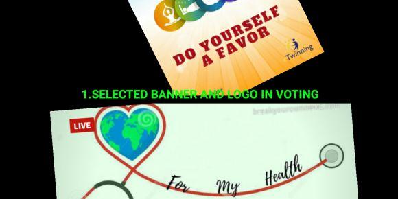 Afiş ve logo  yarışmasında  birinci olduk