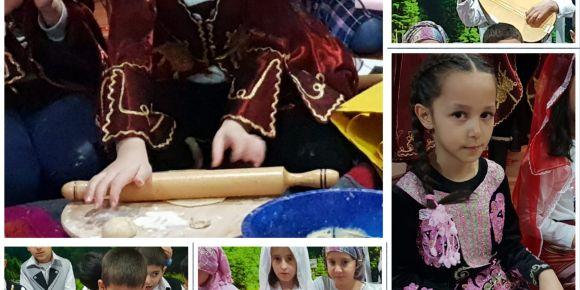 Rahmi Mihriban Bedestenci İlkokulu 2/C sınıfının projesi