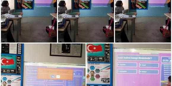 Öğrenciler kendi oyunlarını kendileri hazırlıyorlar