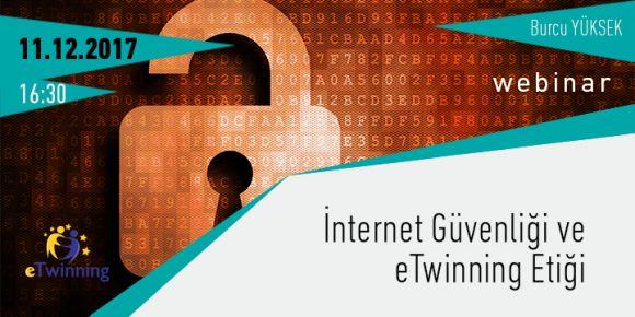 İnternet Güvenliği ve eTwinning Etiği