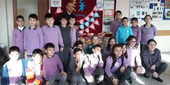 Yerinden Heryere Sevgiyle Projesi Kapsamında 11 İlden Gelen Ürünler Fatsa'da Sergilendi