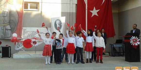 Cumhuriyetimizin 93. Yıl Dönümünü Büyük Bir Coşkuyla  kutladık