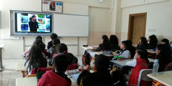 Dsi Baraj Ortaokulu 6 Şubat Güvenli İnternet Günü