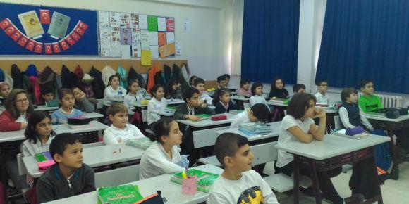 Toki Şehit Er Yılmaz Özdemir İlkokulu Verimli Ders Çalışma Sunumu