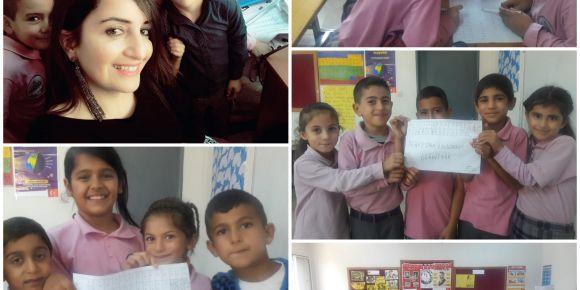 Fatma Koşay İlkokulu 2/C sınıfı kodluyor