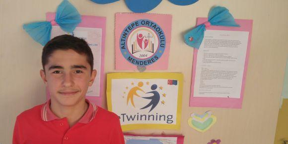 English Olympics projesi Quizizz-Quizlet turnuvasında okulumuz dereceye girdi