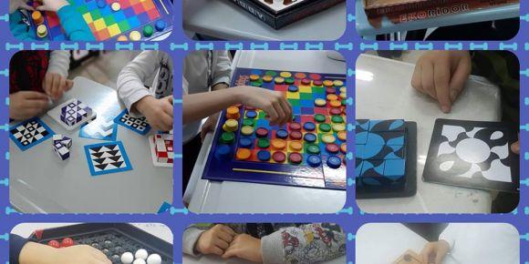 Akıl oyunları ile kalıcı öğrenme sağlıyoruz