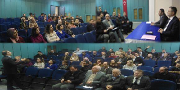 Trabzon Kodlama Eğitimi ve FATİH Projesi bilgi paylaşım toplantısı