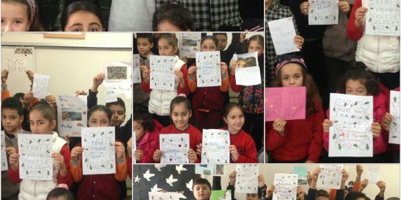 Yeni yıl kartlarımız Adana'da