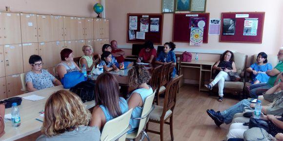 İstanbul Kadıköy Lisesi rehberlik çalışmaları sürüyor