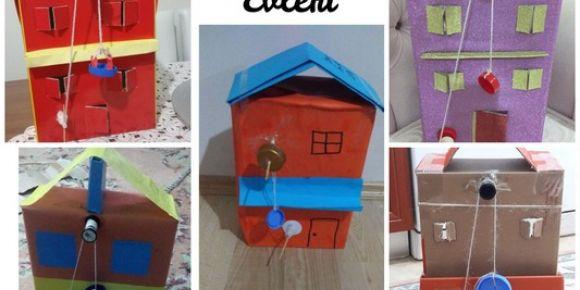 Stemle Öğreniyorum Geleceğimi Kodluyorum Projesi Amsterdam Evleri