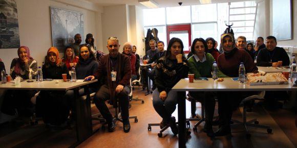 Okulumuz Öğretmenleri Hollanda'da.