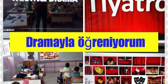 Drama ve Tiyatro hakkında eğitici videolar izledik