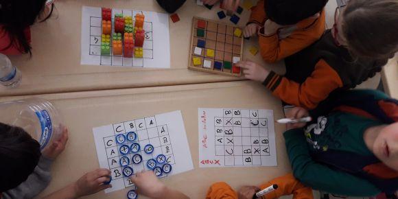Zeka Bulmacalarını Tanıyorum isimli eTwinning Projesi kapsamında sudokular hazırladık