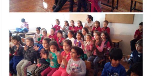 Urla Jale Necdet Özbelge Okulunda İnternet Haftası etkinlikleri