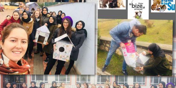 Şehit Emre Karaaslan MTAL ''Biz Buna Değeriz'' e-Twinning projesi