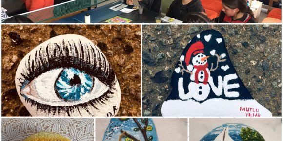 """Erasmus+ eTwinning  """"Hobi Günlüğüm"""" Projesi"""