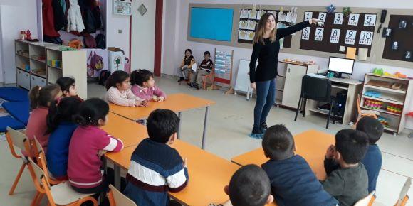 Reggio Emilia ile çocuğun yüz dili