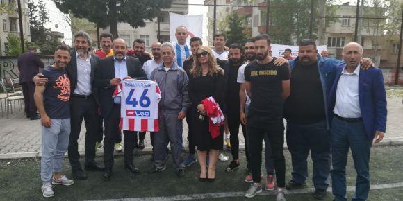 Okulumuzda Afrin şehitleri için futbol turnuvası