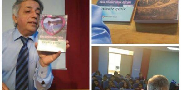 Edebiyat sanatı, öğrenci yazar buluşması