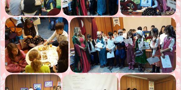Milli Kültürümüzü Anadolu Yedi Bölge Yedi Lezzet etkinliği ile yaşattılar