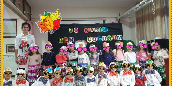 Nezahat Ertan Anaokulu Meşe Grubu e-twinning projelerine başladı