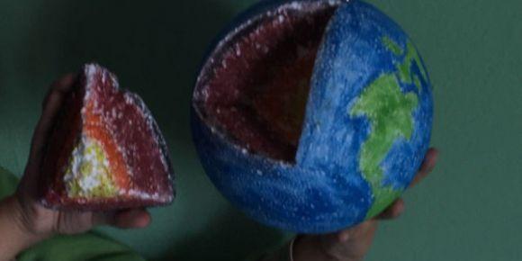 3-D  Sınıfı Dünyamızın Katmanları