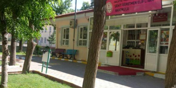 Şehit Öğretmen Elif Livan Anaokulu yine bir projede