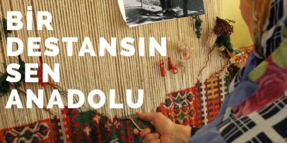 """""""Bir Destansın Sen Anadolu"""" adlı eTwinning Projesi"""