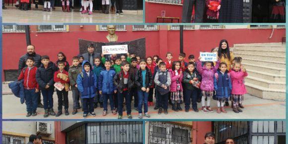Gaziantep Mehmet Akif İlkokulu kasım ayı enlerini açıkladı