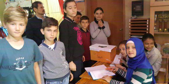Mehmet Akif Ersoy Ortaokulu Okul Temsilcisi seçimi