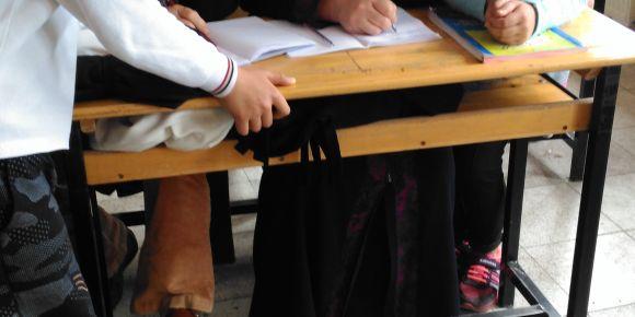 AYDIN.Didim Mahir Özgür Damar ilkokulu 4/C sınıfı okuma- yazma seferberliği desteği