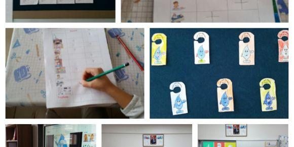 Hacıbey İlkokulu öğrencilerinin aralık ayı stem faaliyetleri