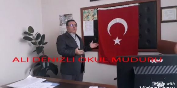 İstiklal Marşını Hep Birlikte Söyledik