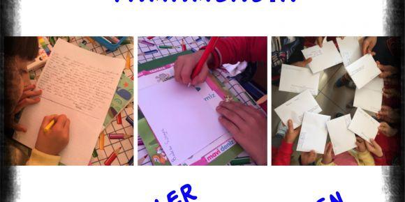 Ana Dilimde Yazma Atölyem Projesi Öğretmenleri Unutmadı