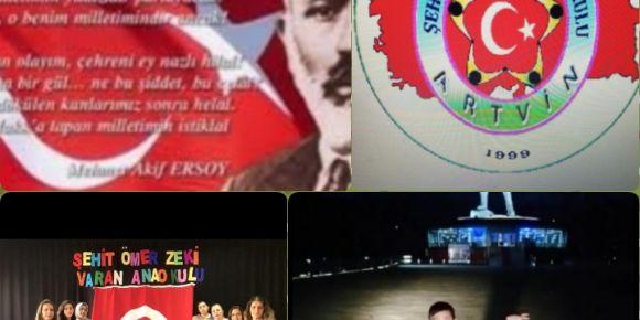 12 Mart İstiklal Marşının Kabulü ve Mehmet Akif Ersoy 'u Anma Günü