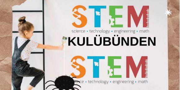 STEM kulübünden STEM okuluna projemize startı verdik