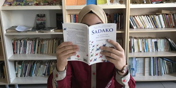 Ocak ayı kitabımız Sadako
